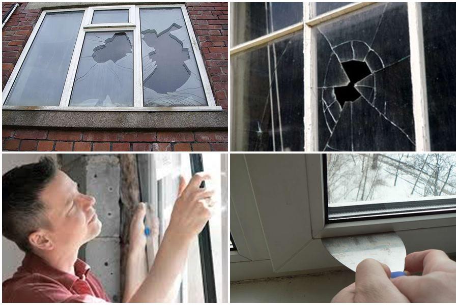 Как заменить стекло в окне: пошаговая инструкция, советы мастера