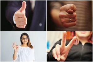Язык жестов в разных странах мира: популярные жесты и их значение