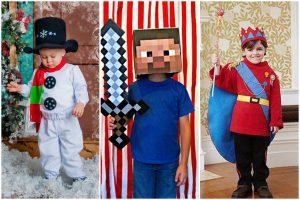 Read more about the article Как сделать новогодний костюм для мальчика своими руками: 12 образов