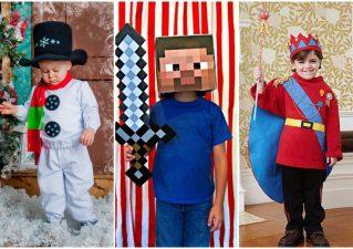 Как сделать новогодний костюм для мальчика своими руками: 12 образов