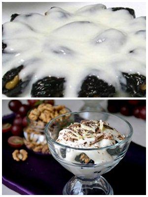 простой и вкусный десерт