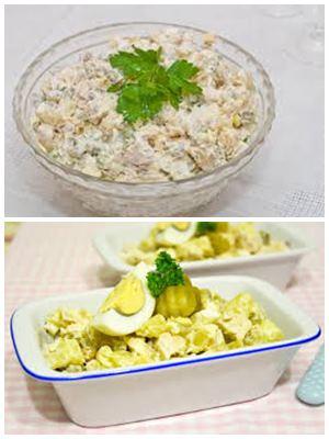 гостовский столичный салат