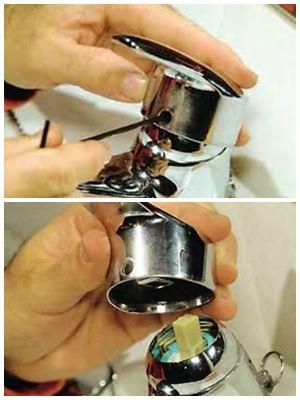 ремонт шарового крана