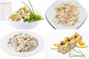 Чем салат «Столичный» отличается от «Оливье»: общее и разное, рецепты