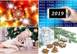 как встречать новый 2019 год Свиньи