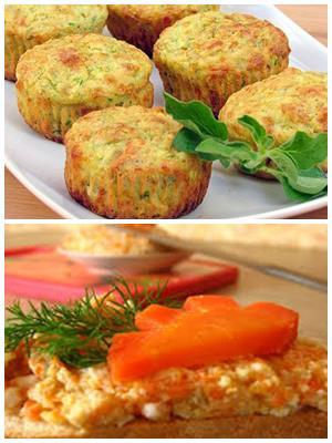 рецепты постных и вегетарианских закусок к праздничному столу