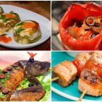 постные и вегетарианские закуски к Новому году