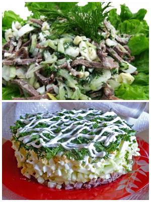 Салат «Мужской каприз»: классический рецепт с говядиной и 10 вариантов