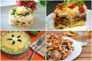 Read more about the article Острый салат «Мужские слезы» с маринованным луком и еще 4 рецепта