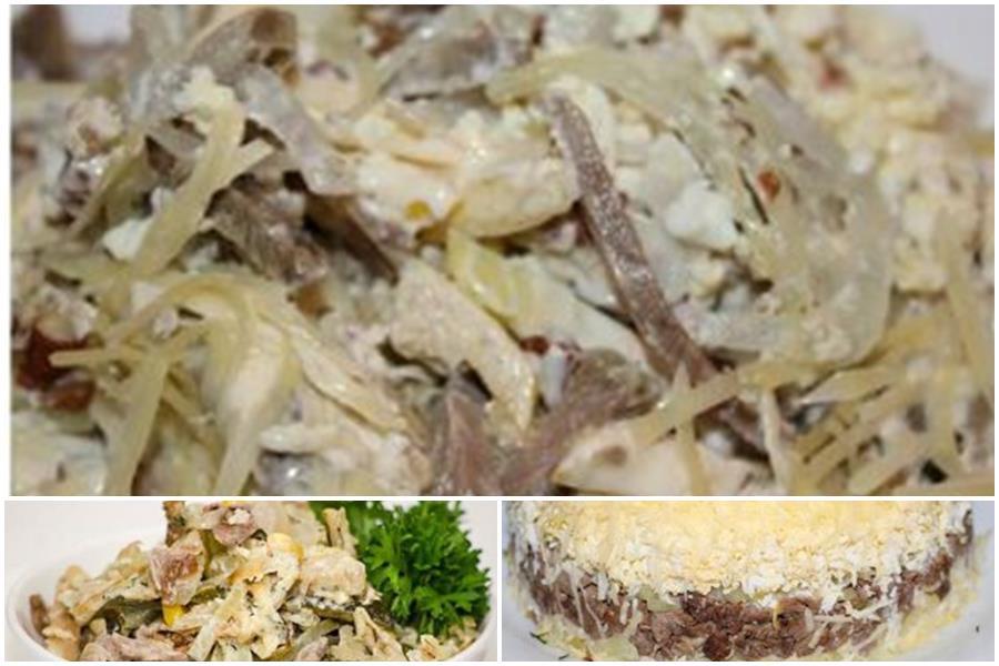 You are currently viewing Салат «Мужской каприз»: классический рецепт с говядиной и 10 вариантов