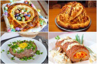 Что можно приготовить к столу на Пасху: 14 золотых рецептов