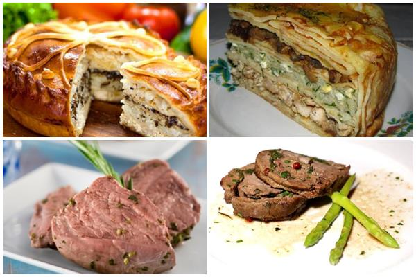 праздничные блюда к Пасхе из мяса