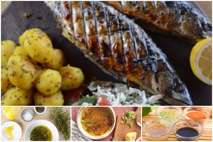 You are currently viewing Маринад для шашлыка из скумбрии: 7 рецептов, советы по приготовлению