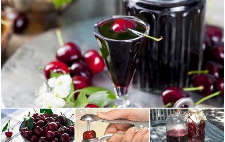 Вино из черешни в домашних условиях: 5 простых рецептов