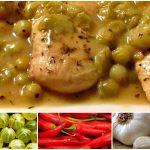 Соус к мясу из крыжовника на зиму: 12 рецептов, советы по приготовлению
