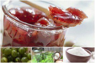 Крыжовник, протертый с сахаром, на зиму без варки: 5 рецептов, советы