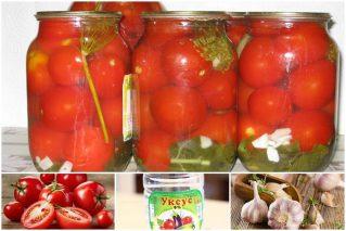 Маринад для помидоров на 1 литр воды: 15 рецептов заготовок на зиму