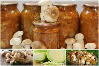 Read more about the article Солянка с капустой и грибами на зиму: 7 домашних рецептов