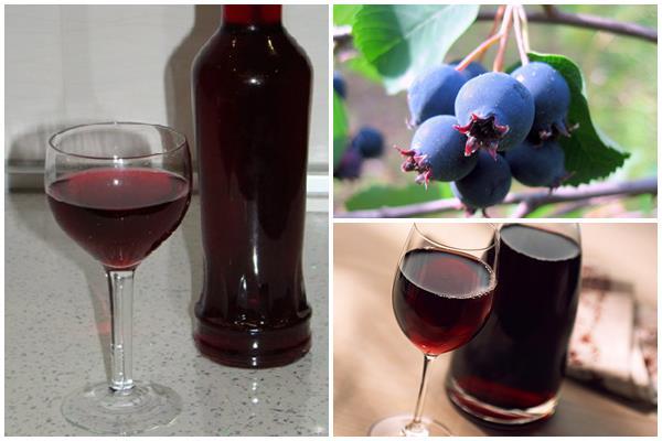 домашнее вино из ирги