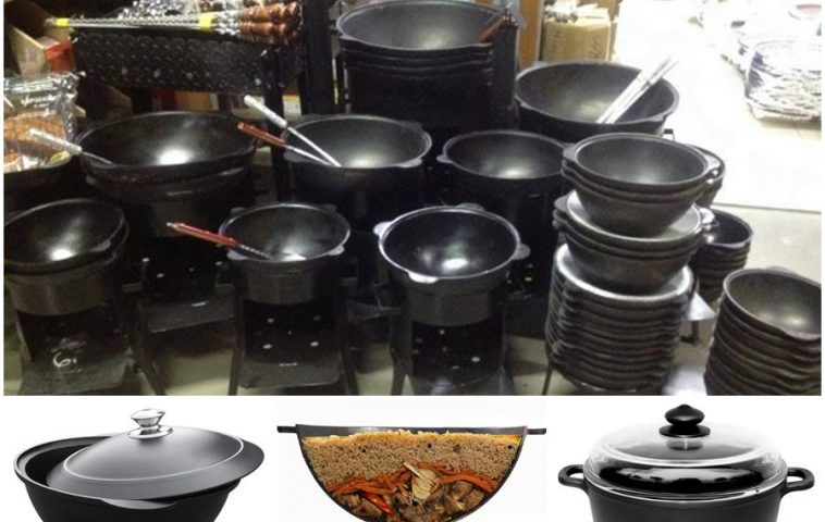 Какой казан лучше выбрать для приготовления пищи на костре и на плите