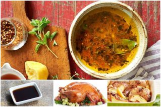 Маринад для индейки с соевым соусом: 10 рецептов