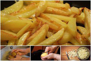 Как правильно жарить картошку на сковороде: советы, рецепты