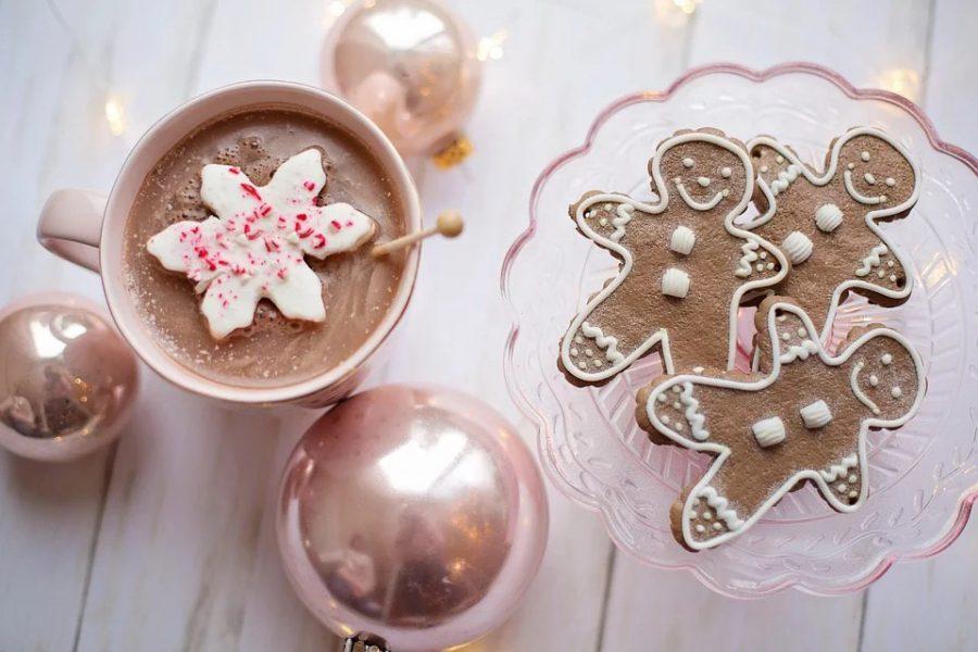 сладкие подарки к Новому году