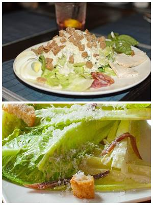 диетический вариант популярного салата