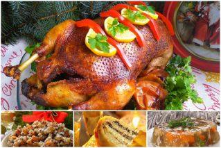 Традиционные блюда в Сочельник и на Рождество: 10 рецептов
