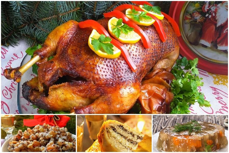 You are currently viewing Традиционные блюда в Сочельник и на Рождество: 10 рецептов