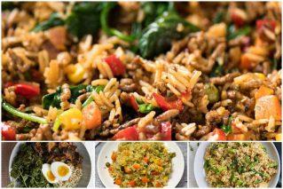 Что можно приготовить из бурого риса: 7 рецептов, включая постные и вегетарианские
