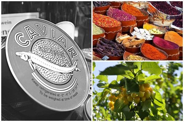 азербайджанские деликатесы