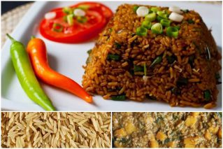Read more about the article Как вкусно сварить бурый рис на гарнир: 6 полезных рецептов