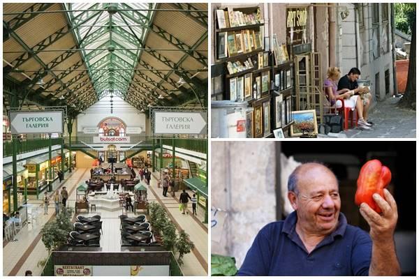 выгодный шопинг в Болгарии