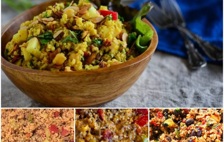 рецепты блюд из булгура с фаршем