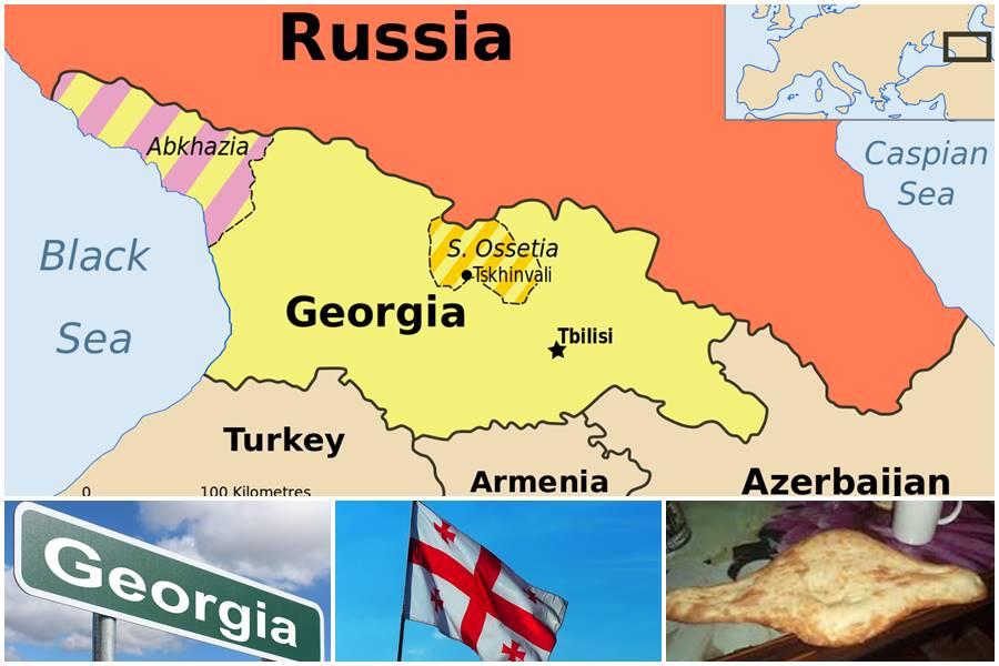 You are currently viewing Что можно привезти из Грузии (Тбилиси, Батуми Боржоми): подарки и сувениры