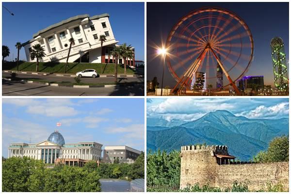 Тбилиси и Батуми