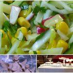 Постные салаты на поминки: рецепты для разных дней поста