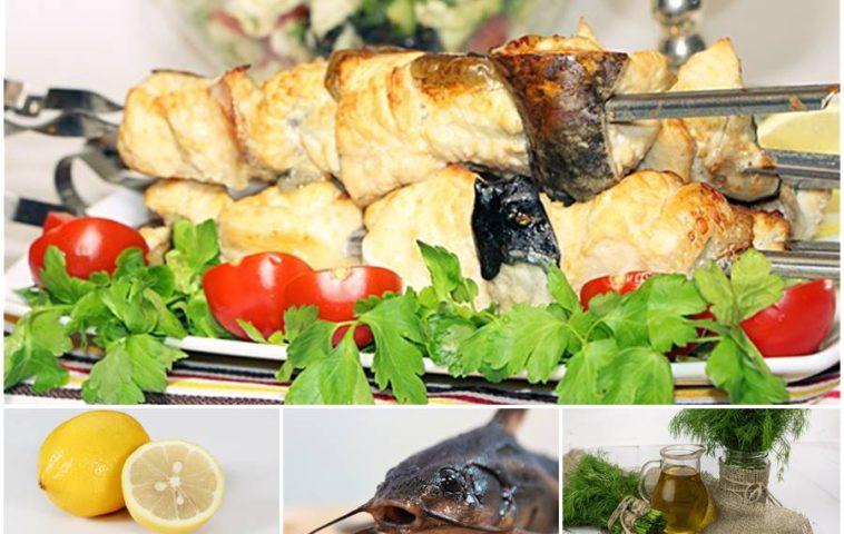 рецепты шашлыка из сома и маринадов для него