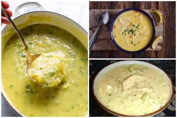 классический рецепт супа-пюре из индейки