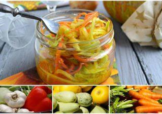 Салат из кабачков по-корейски на зиму: рецепты пикантной закуски, советы по ее приготовлению