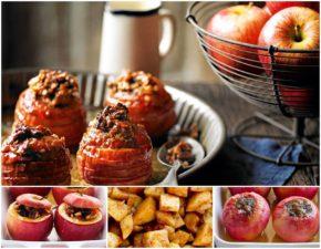 Яблоки, запеченные в духовке: рецепты, кулинарные советы