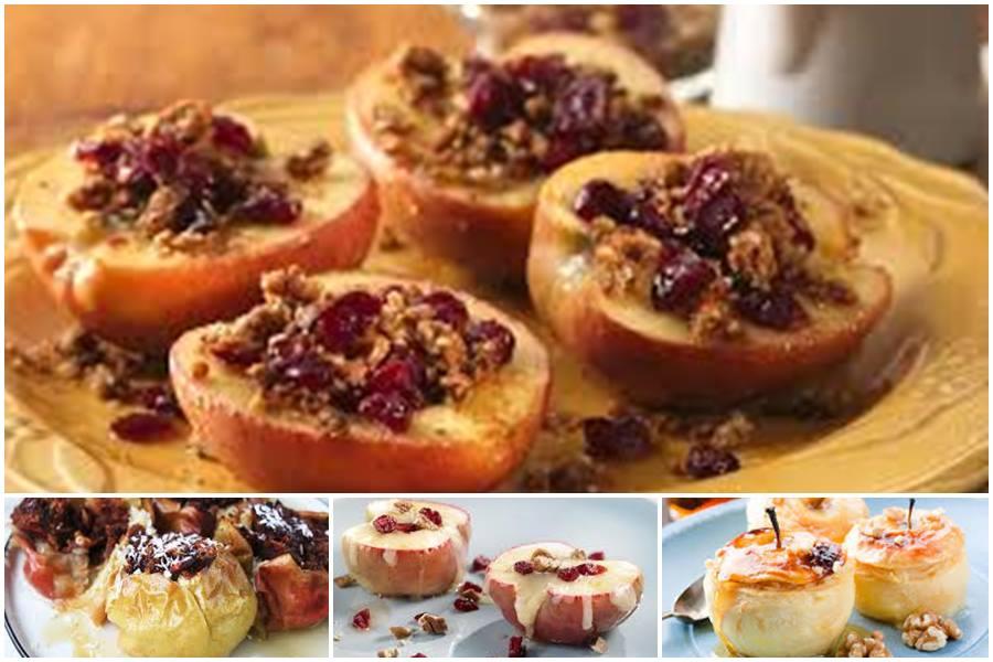 Яблоки, запеченные в мультиварке: рецепты, советы по приготовлению