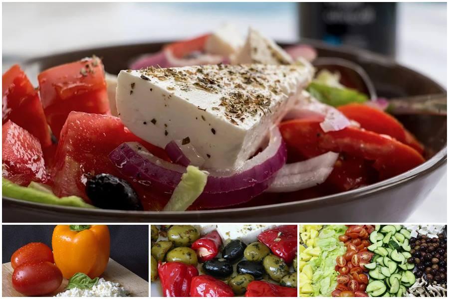 Салат «Греческий»: классические и оригинальные рецепты