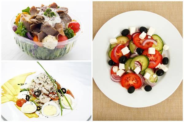 классические и необычные рецепты греческого салата