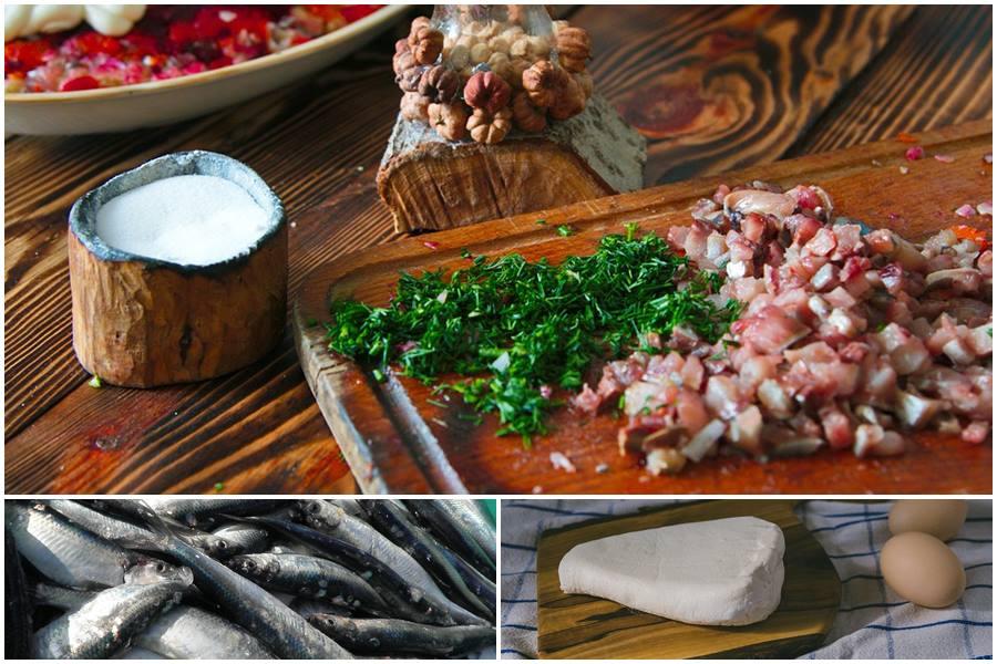 Селедочный паштет: рецепты, советы по приготовлению