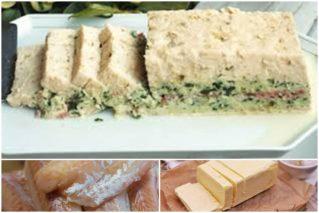 Рыбный паштет из свежей или отварной рыбы: рецепты, советы
