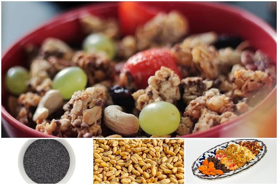 Рождественская кутья (или сочиво): рецепты из пшеницы, риса и других круп