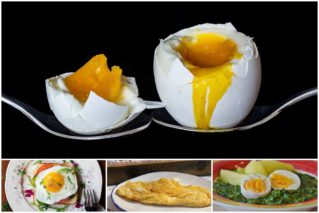 Как и сколько готовить яйца (варить, жарить) для разных блюд: рецепты, советы
