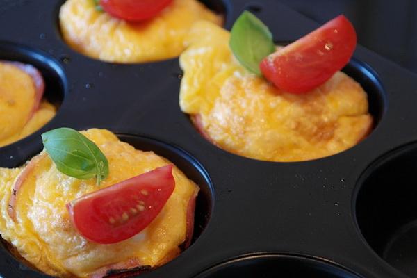 простое блюдо из яиц